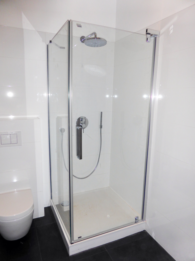 Bathroom Uccle - Finished