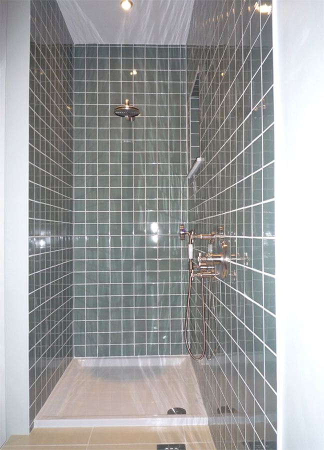 Retro Shower